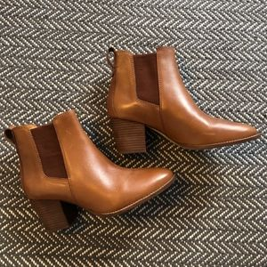 """NEW Madewell Booties, """"The Regan Boot"""" in Size 7.5"""